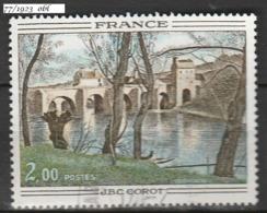 FRANCE 1977 N°1923 OBLITERE - France