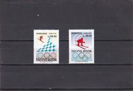 Honduras Nº A1278 Al A1279 - Honduras