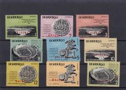 Honduras Nº Of85 Al Of93 - Honduras