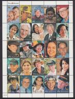 Australie MNH Michel Nr 1869/93 From 2000 / Catw 23.00 EUR - 2000-09 Elizabeth II