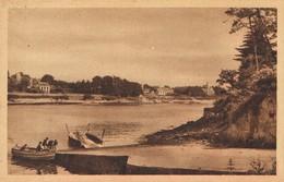 29579. Postal BENODET (Finistere) 1954. Le Bac - Bénodet