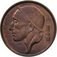 Monnaie, Belgique, Baudouin I, 50 Centimes, 1987, TTB, Bronze, KM:148.1 - 1951-1993: Baudouin I