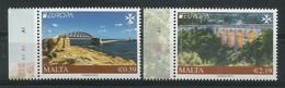 Malta  2018 , EUROPA CEPT Brücken - Postfrisch / MNH / (**) - 2018
