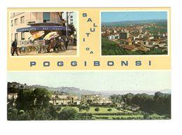 51 POGGIBONSI - STADIO - ESTADIO - STADION - STADE - STADIUM - CAMPO SPORTIVO - CALCIO - SOCCER - FOOTBALL - Stadi