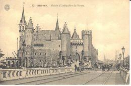 Antwerpen - Anvers - Musée D'Antiquités Du Steen - Antwerpen