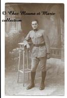 AVIATION - MECANICIEN BR113 A CONFIRMER - CARTE PHOTO MILITAIRE - Personnages