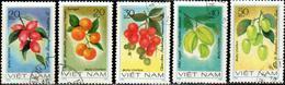 "Socialist Republic Of Vietnam 1981 ""Fruits"" 5v ( Incomplete )  Quality:100% - Vietnam"