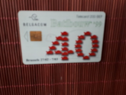 Phonecard Batibouw - Belgium