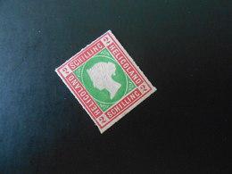 Mi 3   2S(*)UNG   (HELGOLAND)  1867 - Mi 5,00 € - Heligoland