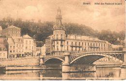 Dinant - Hôtel Des Postes Et Le Pont - Dinant
