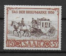 SAAR / SARRE - YT N° 270 ** - COTE = 90 EUR. - 1947-56 Occupation Alliée
