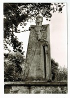 22120 CPM SAARLOUIS   : Denkmal Des Marschall  Ney  , Carte Photo !  ACHAT DIRECT !! - Kreis Saarlouis