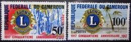 CAMEROUN                N° 436/437                  NEUF** - Cameroun (1960-...)