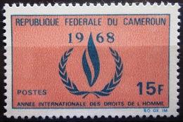 CAMEROUN                N° 467                  NEUF** - Cameroun (1960-...)