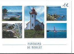 Phare De  MORGAT  29 Port Plage Voile - Altri
