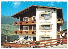 JERZENS Tirol Restaurant Pension HIRSCHENKLAUSE Pitztal 1974 - Pitztal