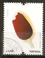 Portugal 2009 Icecream Obl - 1910-... Republiek