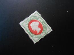 Mi 17b   2F/2Pf*MLH   (HELGOLAND)  1875 - Mi 14,00 € - Heligoland