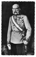 KAISER FRANZ JOSEPH I. Echte Photographie Wien 1966 - Historische Persönlichkeiten