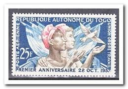 Togo 1957, Postfris MNH, 1 Year Autonomy - Togo (1960-...)