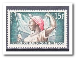 Togo 1957, Postfris MNH, New National Flag - Togo (1960-...)