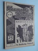 VLAAMSCHE FILMKENS ( Nr. 565 ) 18-1-'42 : BLIKSEM-JOE IN ACTIE - De Bloeddorstige Prairiewolf ! - Kids