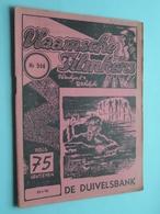 VLAAMSCHE FILMKENS ( Nr. 566 ) 25-1-'42 : De DUIVELSBANK ! - Livres, BD, Revues