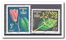 Togo 1959, Postfris MNH, Flowers - Togo (1960-...)