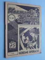 VLAAMSCHE FILMKENS ( Nr. 567 ) 1-2-'42 : GEHEIME OPDRACHT ! - Livres, BD, Revues