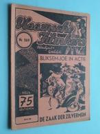 VLAAMSCHE FILMKENS ( Nr. 569 ) 15-2-'42 : BLIKSEM-JOE In ACTIE - De Zaak Der Zilvermijn ! - Books, Magazines, Comics