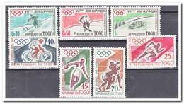 Togo 1960, Postfris MNH, Olympic Games - Togo (1960-...)