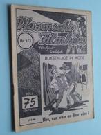VLAAMSCHE FILMKENS ( Nr. 573 ) 15-3-'42 : BLIKSEM-JOE In ACTIE - Hoe, Van Waar En Door Wien ? ! - Kids