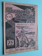 VLAAMSCHE FILMKENS ( Nr. 575 ) 29-3-'42 : BLIKSEM-JOE In ACTIE - Het Drama Aan Het Meer ! - Books, Magazines, Comics