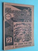 VLAAMSCHE FILMKENS ( Nr. 578 ) 19-4-'42 : De Zoon Van Den Bezembinder ! - Books, Magazines, Comics