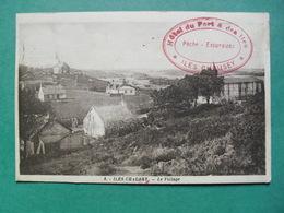8.  -  ILES CHAUSEY.  -  Le Village - Other Municipalities