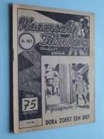 VLAAMSCHE FILMKENS ( Nr. 582 ) 17-5-'42 : DORA Zoekt Een Dief ! - Livres, BD, Revues