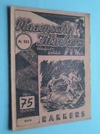 VLAAMSCHE FILMKENS ( Nr. 583 ) 24-5-'42 : RAKKERS ! - Books, Magazines, Comics