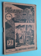 VLAAMSCHE FILMKENS ( Nr. 586 ) 14-6-'42 : De Drijvende Doodkist ! - Juniors