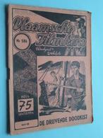 VLAAMSCHE FILMKENS ( Nr. 586 ) 14-6-'42 : De Drijvende Doodkist ! - Books, Magazines, Comics