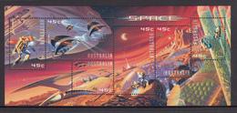Australie MNH Michel Nr Block 36 From 2000 / Catw 5.40 EUR - Blokken & Velletjes