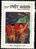 "Socialist Republic Of Vietnam 1988 ""Childrens Drawings"" 1v Quality:100% - Vietnam"