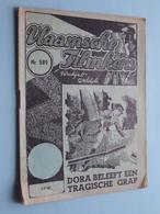 VLAAMSCHE FILMKENS ( Nr. 589 ) 5-7-'42 : DORA Beleeft Een Tragische Grap ! - Livres, BD, Revues