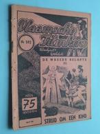 VLAAMSCHE FILMKENS ( Nr. 592 ) 26-7-'42 : De Wreede Belofte III. - Strijd Om Een Kind ! - Livres, BD, Revues