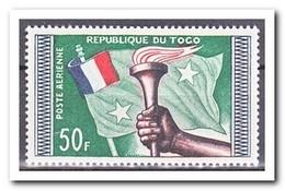 Togo 1959, Postfris MNH, Torch And Flag - Togo (1960-...)