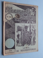 VLAAMSCHE FILMKENS ( Nr. 598 ) 6-9-'42 : LOWIE De Negerhoofdman ! - Books, Magazines, Comics