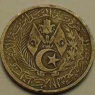1964 - Algérie - Algeria - 1383 - 20 CENTIMES - KM 98 - Algeria