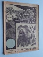 VLAAMSCHE FILMKENS ( Nr. 597 ) 30-8-'42 : De Wonderbril ! - Books, Magazines, Comics