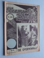 VLAAMSCHE FILMKENS ( Nr. 600 ) 20-9-'42 : De OVERWINNAAR ! - Books, Magazines, Comics