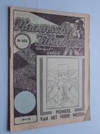 VLAAMSCHE FILMKENS ( Nr. 604 ) 18-10-'42 : Pioniers Van Het Verre Westen ! - Kids