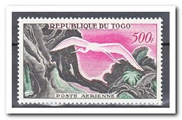 Togo 1959, Postfris MNH, Airmailstamps, Birds - Togo (1960-...)